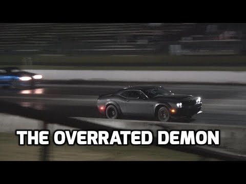 Do Demons Run 9's? The Overrated Demon