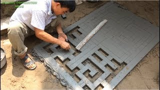 Construction Techniques New Window Design Use Sand And Cement - Daily Creative Construction