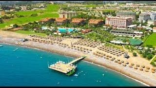 Justiniano Club Park Conti 5 * (Turkey / Alanya / Okurcalar)(Отель Justiniano Club Park Conti был открыт в 1999 г., реставрация была осуществлена в 2013 г. Общая территория отеля составл..., 2016-05-31T16:37:04.000Z)