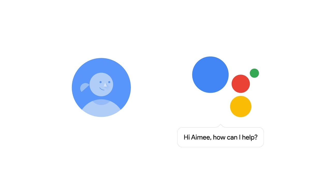 meet your google assistant your own personal google youtube