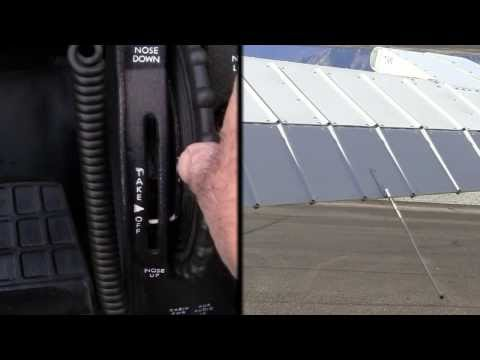 How to Trim an Airplane [HD]