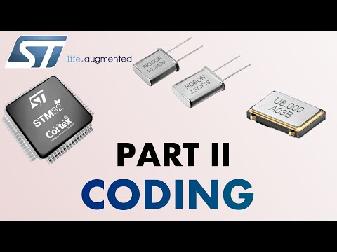 STM32 Tutorial : Clock, AHB & APB Buses configuration (Part2: Writing the Code)