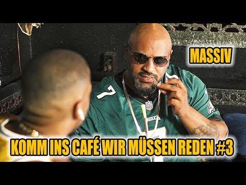 MASSIV! KOMM INS CAFÉ WIR MÜSSEN REDEN #3 - Leon Lovelock