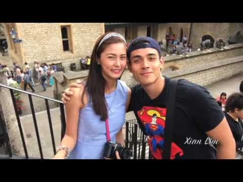 Free Time In London with Kim Chiu (Slideshow)