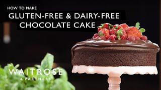 Gluten-free And Dairy-free Chocolate Cake | Waitrose