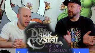 The Dark Crystal: Age of Resistance on Netflix  | TNTM TV NEWS