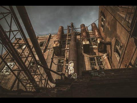 Urban Exploration: Longmont Sugar Mill GoPro Tour
