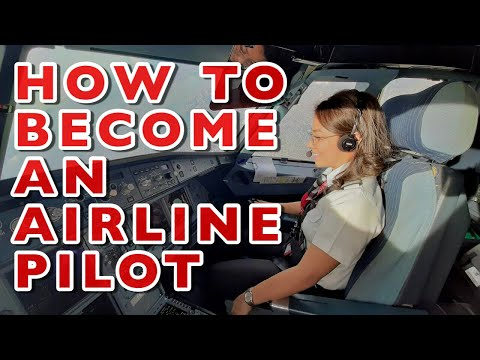 HOW TO BECOME AN AIRLINE PILOT | COMPREHENSIVE GUIDE by FILIPINA PILOT CHEZKA