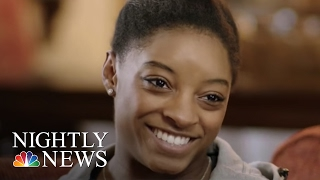 Rio 2016: Simone Biles' Journey to Olympic Stardom | NBC Nightly News(Simone Biles has completely upended the sport of gymnastics, dominating so much in the years leading up to the Olympic Games that she's been called the ..., 2016-08-09T23:55:11.000Z)