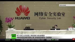 FULL SHOW: What's inside Huawei's HQ in China?