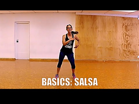 BASIC STEPS: SALSA