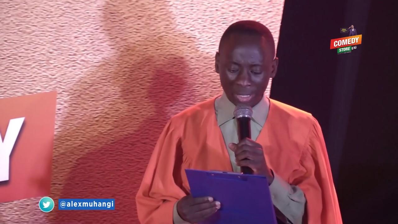 Alex Muhangi Comedy Store Oct 2019 - Bizonto