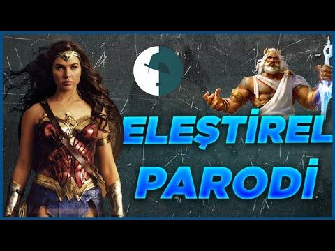 Wonder Woman - Eleştirel Parodi