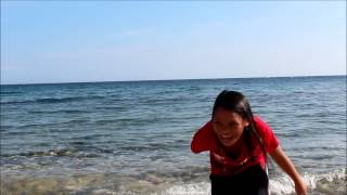 Gangnam style at Can-uba beach Jagna Bohol