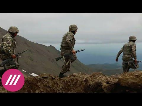 В Карабахе объявили перемирие и тут же его нарушили. Как реагируют в Армении и Азербайджане?