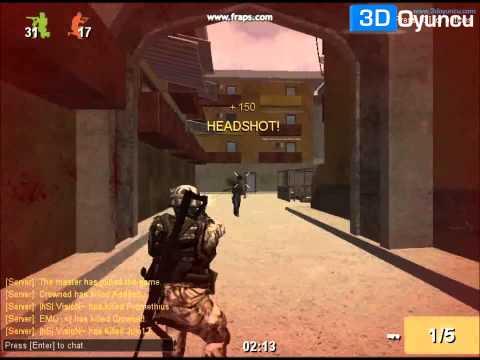 3D Online Savaş 2 - 3D Oyunlar