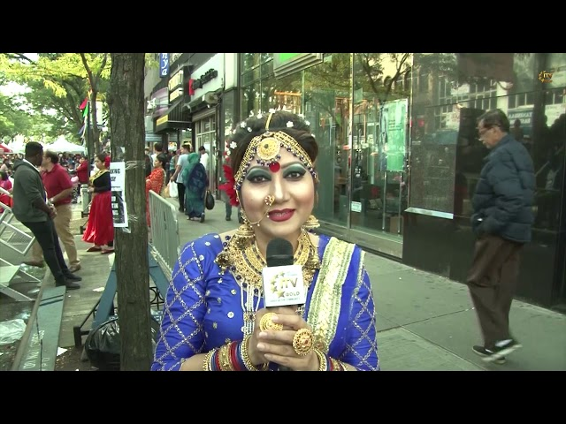 Jackson Heights Merchant's Association Hosts 31st Diwali Mela 2019 - New York