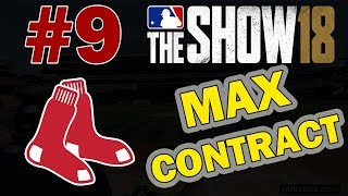 SIGNING A MAX FREE AGENT | BOSTON RED SOX FRANCHISE EPISODE 9
