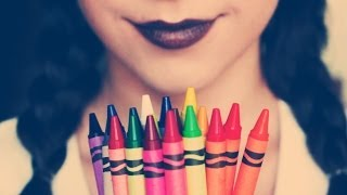 DIY: Lipstick out of CRAYONS! SofiaStyled