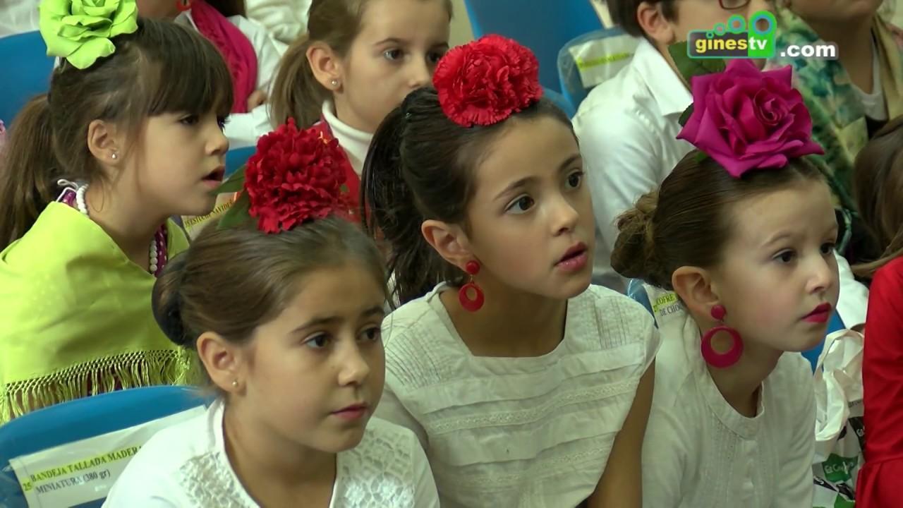 Día Internacional del Flamenco en el colegio Carmen Iturbide de Gines