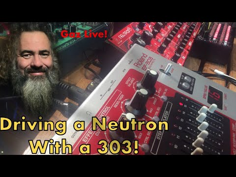 Driving a Neutron with a 303!