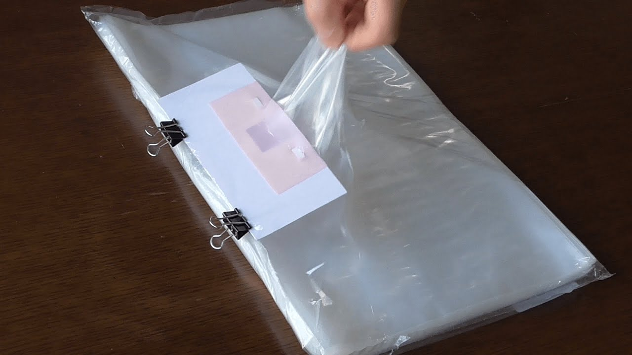 Frustrating To The Slippery Plastic Bag