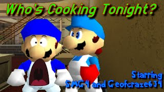 Who's Cooking Tonight? (SM64 and ROBLOX Version)
