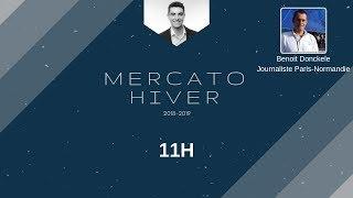 🔴 LIVE MERCATO / Acte IV / 26 01 2019