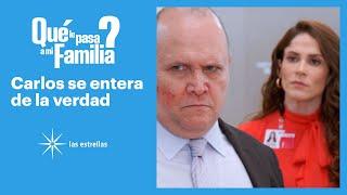 ¿Qué le pasa a mi familia?: ¡Regina acusa a Francisco Santibáñez de acoso! | C-16 | Las Estrellas