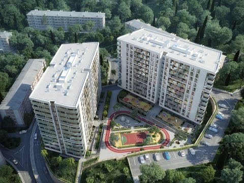 Недвижимость Сочи: ЖК Сокол, самый центр - ФЗ 214 - доступные цены!!!