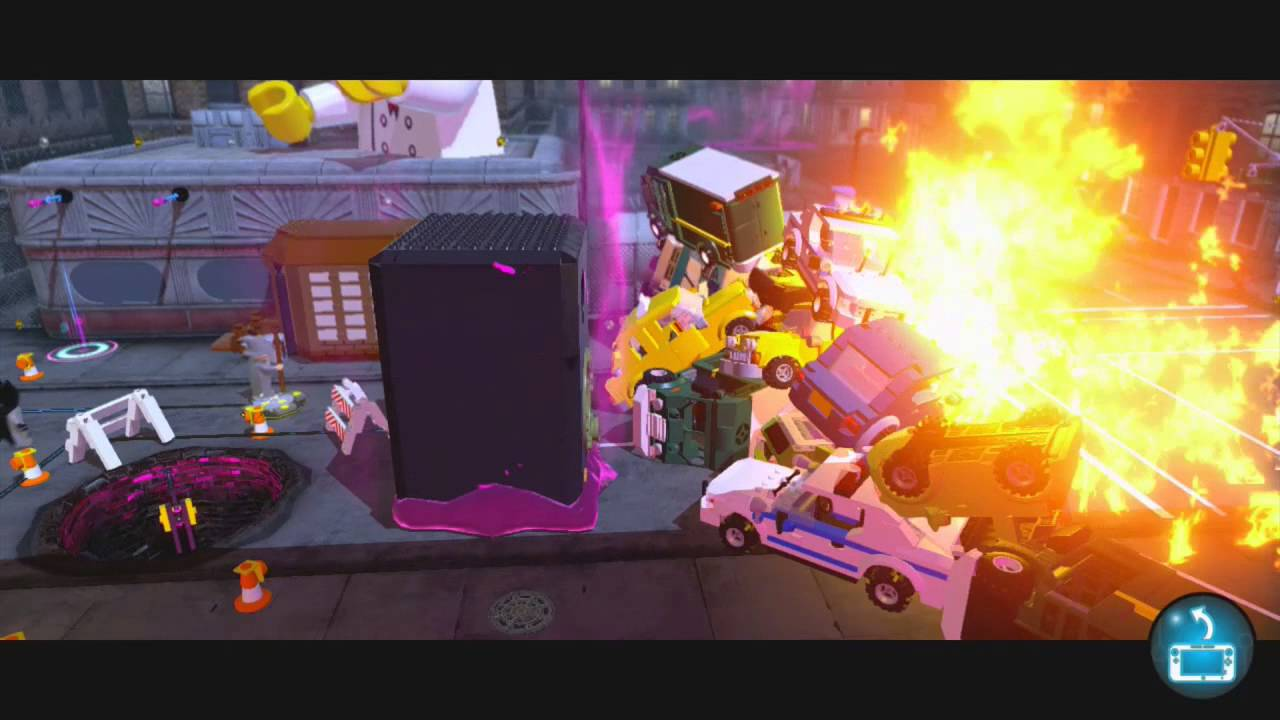 lego dimensions wii u part 27 ghostbusters youtube. Black Bedroom Furniture Sets. Home Design Ideas