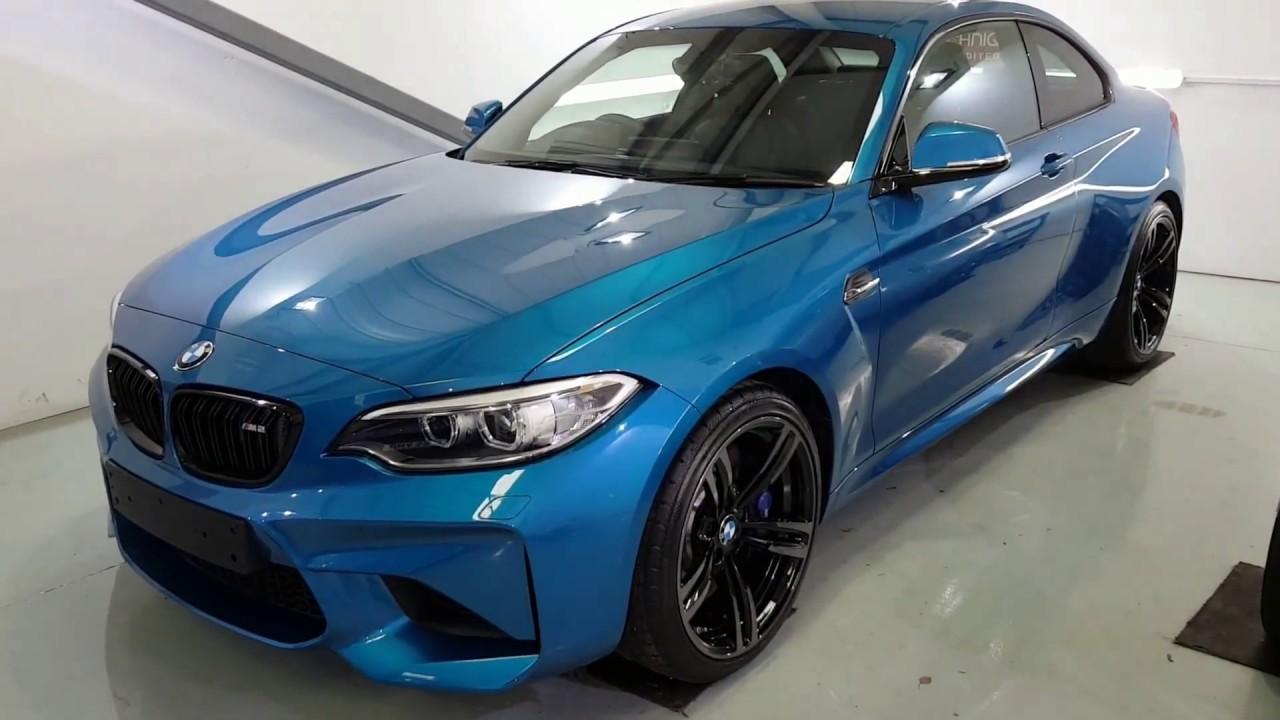 Superieur BMW M2 New Car Detail With Gtechniq Crystal Serum