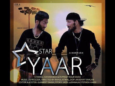 Star Yaar | Mani Saggi ft. RAINA | Full Video | Latest Punjabi Song 2016