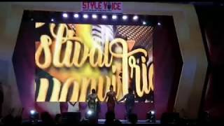 MARIMPOLA DO INANG - STYLE VOICE - QUEEN VOICE LIVE PERFORM