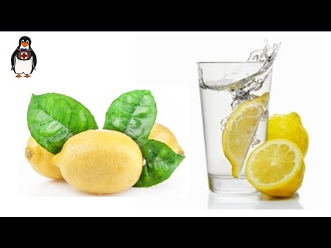 Как правильно пить воду с лимоном, и чем она полезна