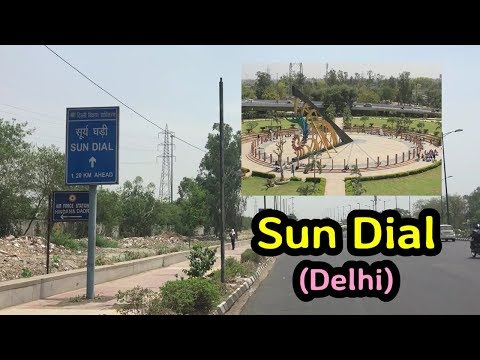 Places to Explore in Delhi  Sun Dial (WATCH TILL END)
