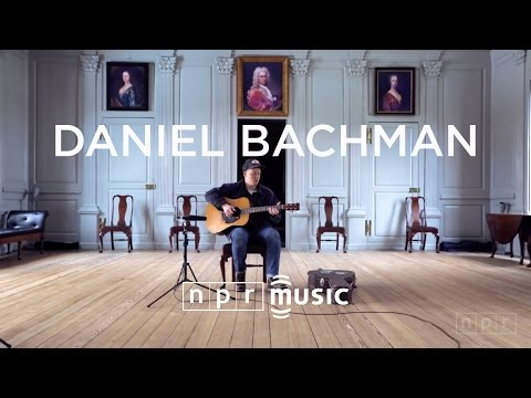 Daniel Bachman: NPR Music Field Recordings