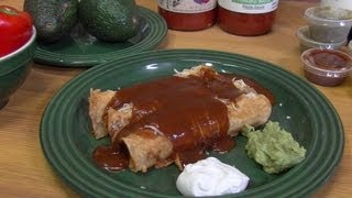 Beef Enchilada Recipe Littlegasthaus At Tastamade Studio Enchilada And Taquito How To Video
