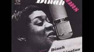 Come Rain or Come Shine - Dinah Washington