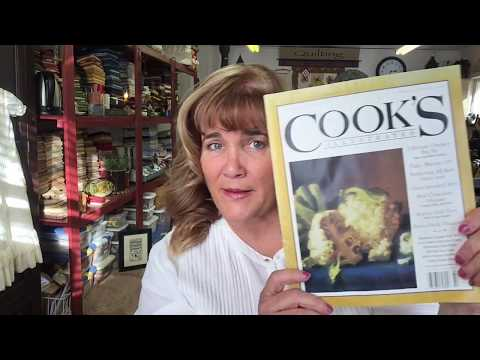 Cooks Illustrated Review from a Quilter