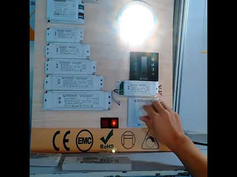0-10V dimming LED driver demo (CC)