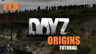 DayZ Origins v1.8 - So installiert man die Mod | [Tutorial] [HD] [60 FPS]