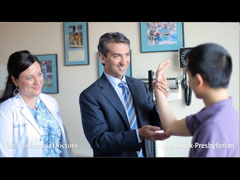 Christopher S. Ahmad, MD - Sports Medicine Orthopedic Surgeon for ColumbiaDoctors