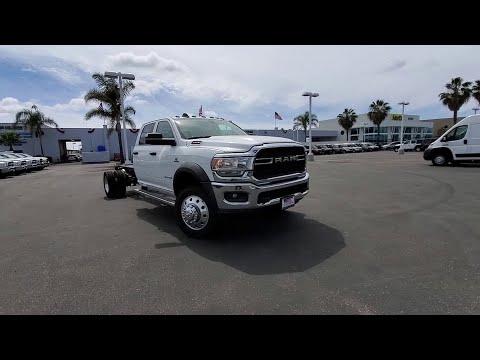 2019 Ram 5500 Chassis Cab Ventura, Oxnard, San Fernando Valley, Santa Barbara, Simi Valley, CA G1981