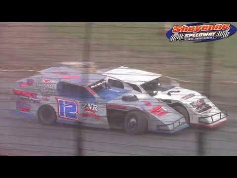 Sheyenne Speedway IMCA Modified A-Main (6/10/18)