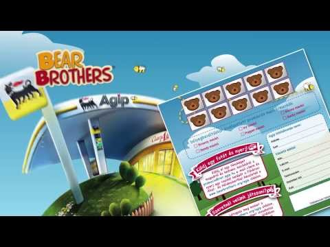 AGIP  Bear Brothers TV AD  by Aurora Visions