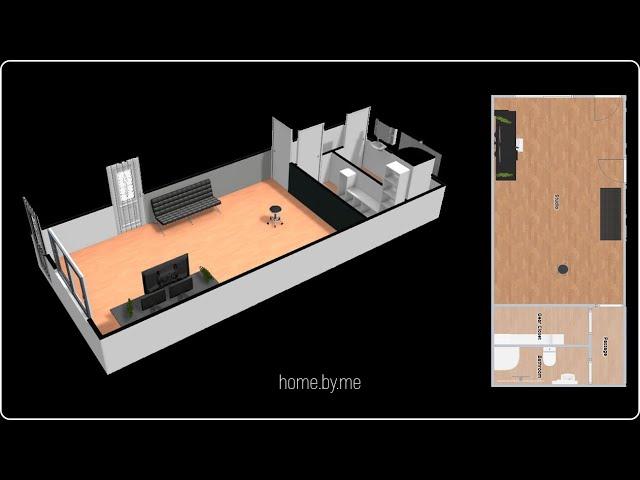 My Studio | Part 1 | The Plan