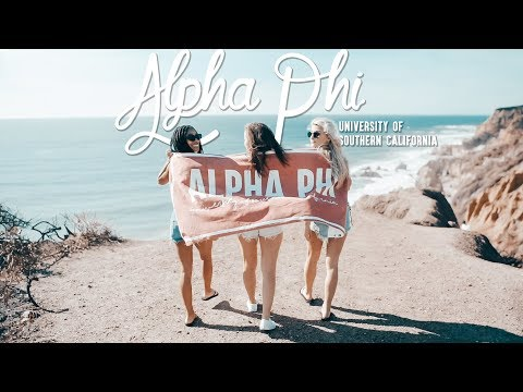 Alpha Phi USC | 2019