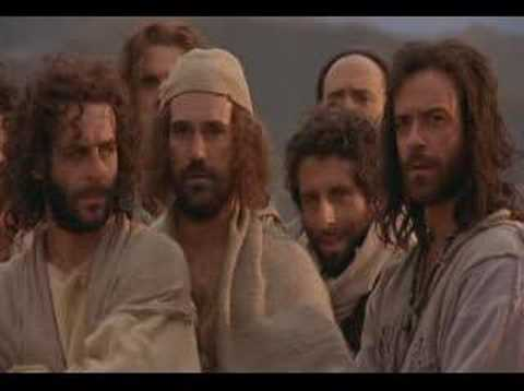 gospel of john the movie part 11 youtube