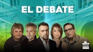 Segundo Debate Presidencial - Salón de Actos de la Facultad de Derecho - UBA #DebateAr2019